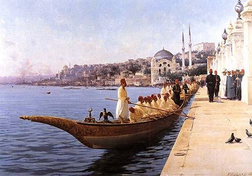 ESKİ İSTANBUL RESİMLERİ VE FOTOĞRAFLARI- TARİHİ VE