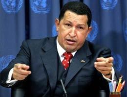Venezüella Devlet Başkanı Hugo Chavez, dün gece televizyondan yaptığı açıklamada kanser olduğunu söyledi