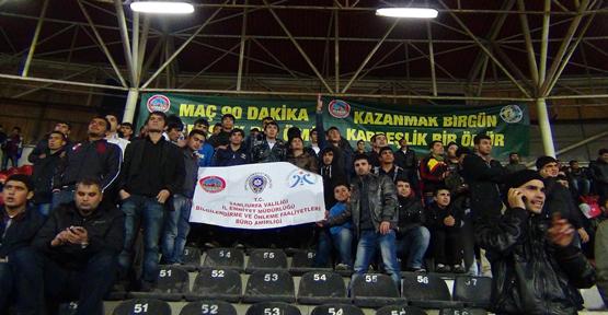 100 Öğrenciye Gaziantep-Fenerbahçe Maçı