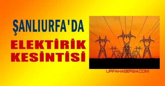 12 Mahalle Elektriksiz Kalacak