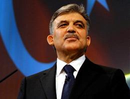 Cumhurbaşkanı Abdullah Gül, İsrail Savunma Bakanı Ehud Barakın da yer alacağı yemeğe katılmadı