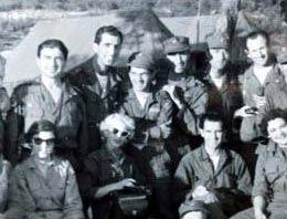 Efsane yıldız Marilyn Monroenun Kore Savaşına katılan Türk askerleriyle çektirdiği fotoğraflar ortaya çıktı