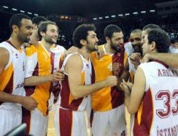 Galatasaray Avrupa bileti için sahada