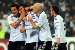 Beşiktaş Avrupa tarihini yeniden yazıyor