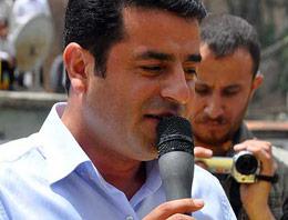 BDP Genel Başkanı Selahattin Demirtaş, bu kez de terör örgütü lideri Abdullah Öcalana saygı duyulmasını istedi