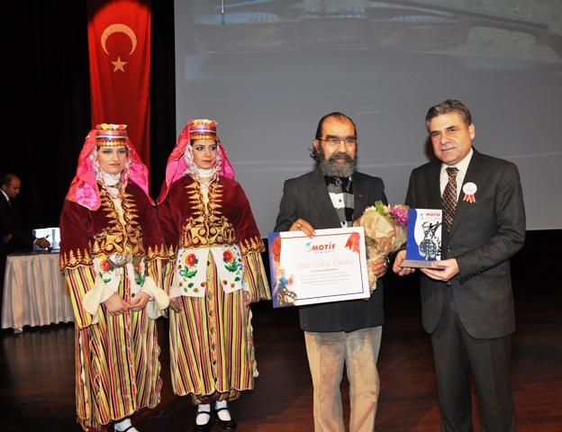 Fakıbaba ya kültür ödülü