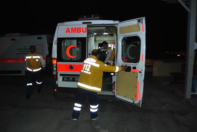 Şanlıurfa Kaza 2 Ölü 1 yaralı