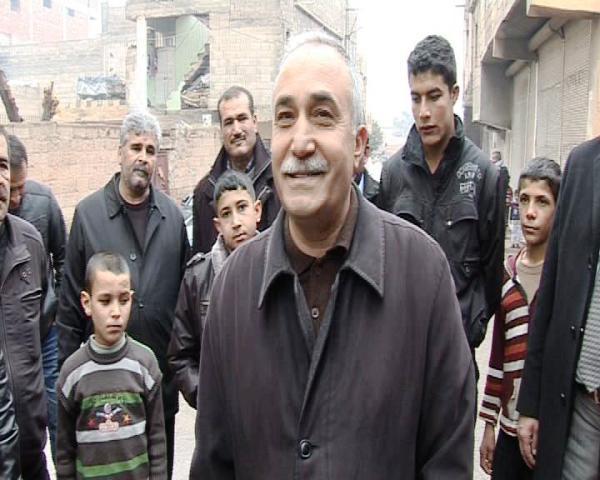 Fakıbaba 2012 nin ilk mahalle gezilerine başladı