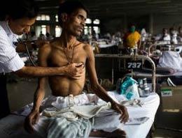Hindistanda bir hastanenin yoğun bakımında fareler tarafından ısırılan adam yaşamını yitirdi