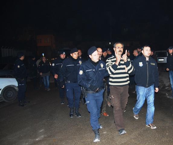 Uludere Protestocuları Cezaevinde