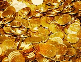 Bir trende bırakılan ve görevlilerce bulunan sahipsiz çantanın içinde yaklaşık 20 kilo altın bulundu