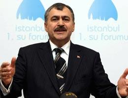 Çalışmaları ile ilgili kendilerini eleştiren CHPye sert çıkan Bakan Veysel Eroğlu, orman mühendislerine de müjdeyi verdi.