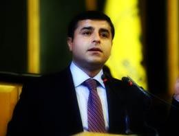 BDP Eş Başkanı Selahattin Demirtaş grup toplantısında konuştu