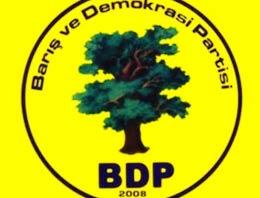 BDP İl Başkanlığına giren hırsızlar kasadaki 2 bin lirayı alarak kaçtı