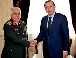 Başbakan Recep Tayyip Erdoğan zırhlı dev jeepi Genelkurmay Başkanına tahsis etti