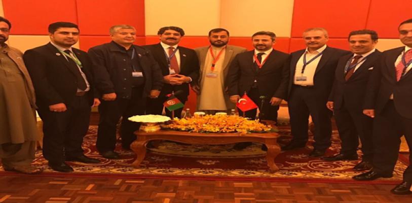 Asya Parlementerler Asamblesi(Apa) Dönem Başkanlığı Türkiye'ye Verildi