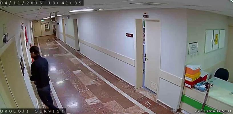Şanlıurfa'da hastaneden telefon çalan kişi Tutuklandı