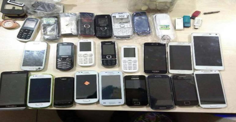 Şanlıurfa'da 44 iş yeri hırsızı tutuklandı