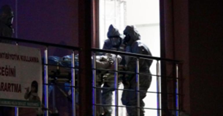 TSK Resmen Açıkladı: DEAŞ Kimyasal Silah Kullanıyor