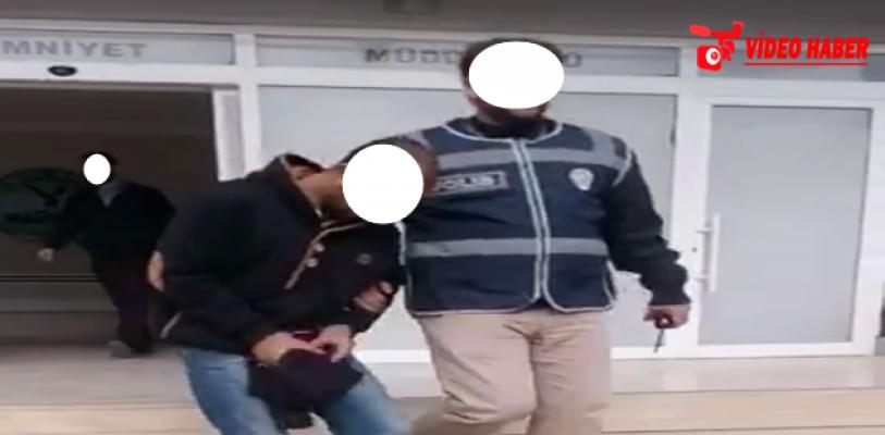 Urfa'da gasp yapan 2 kişi yakalandı