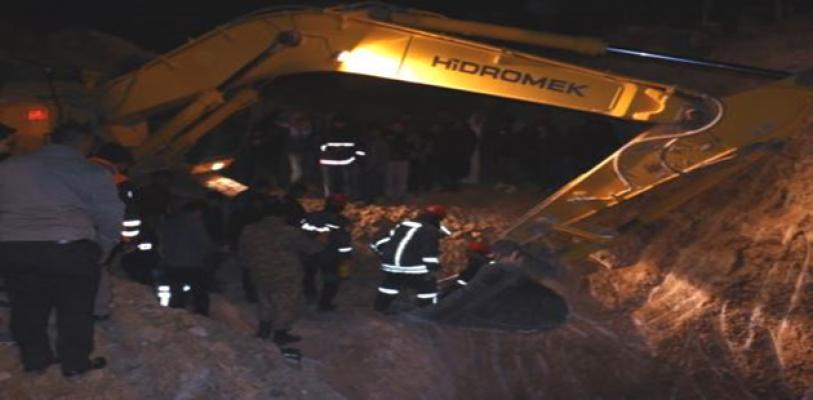 Urfa'da Saatler Süren Çalışmanın Ardından Cesedine Ulaşıldı