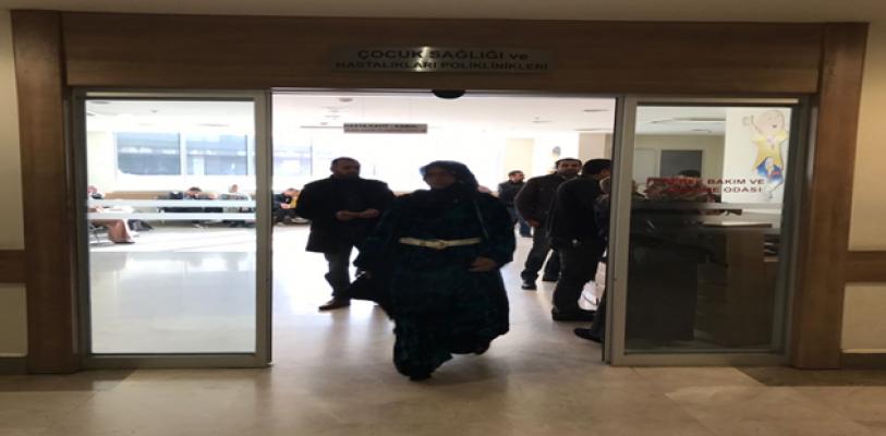 Balıklıgöl Devlet Hastanesine Kadın Doğun ve Çocuk Poliklinikleri Açıldı