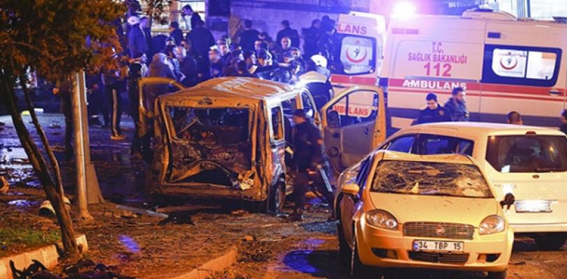 Beşiktaş'taki Hain Saldırıda Şehit Sayısı 44'e Yükseldi