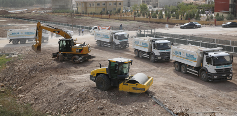 Haliliye Belediyesi 5 Mahallede 152 Yeni Yol Açtı