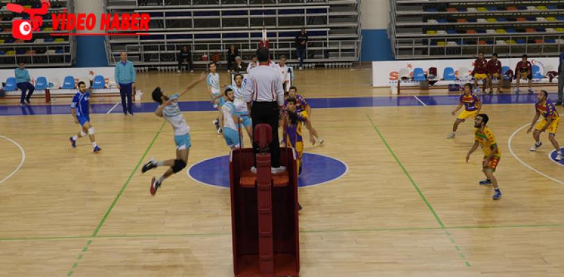 Haliliye Voleybol Takımı, Peyasspor'u 3- 0 Yendi