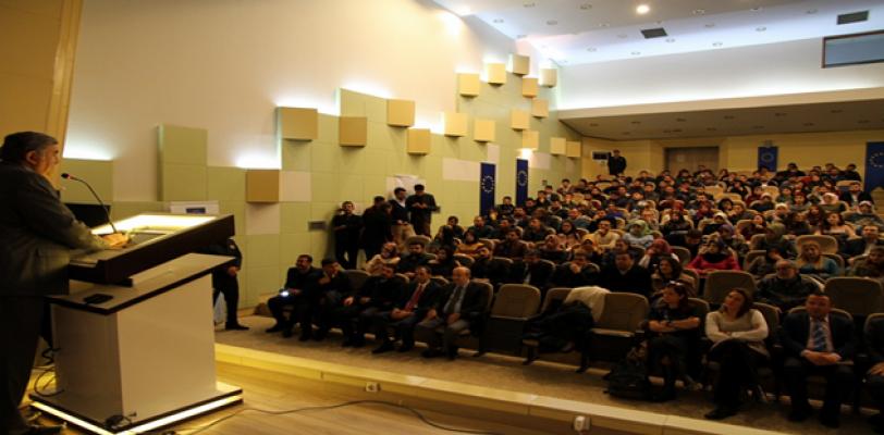 Harran Üniversitesinde ARGE, AB Ve İnavasyon Paneli