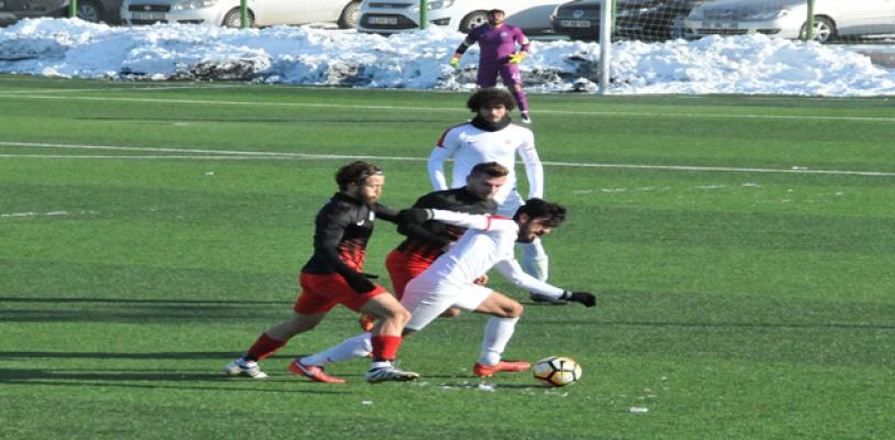 Karaköprü İnönü'yü 1-0 yendi