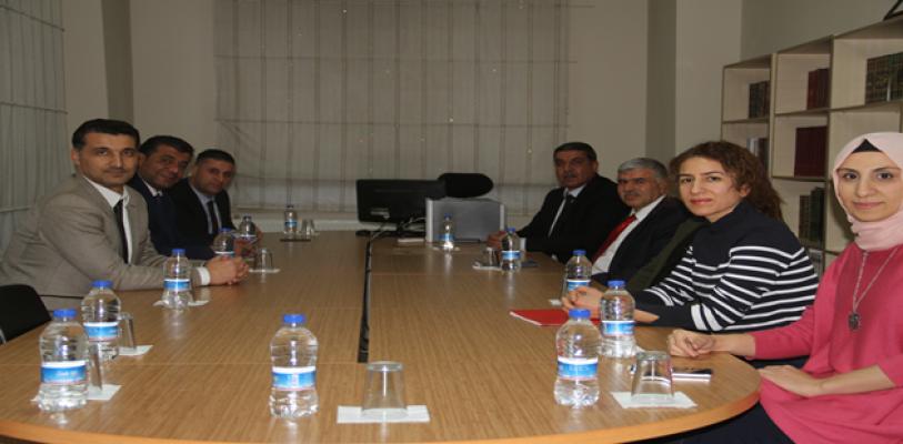 KYK yurdu ve GHSİM ortaklaşa çalışma kararı aldı