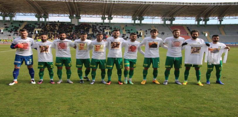 Şanlıurfaspor  4-0 Boluspor