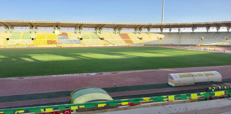 Şanlıurfaspor GAP Arena'yı devretti