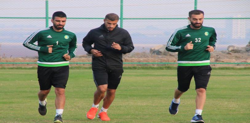 Şanlıurfaspor Osmanlı maçına hazırlanıyor