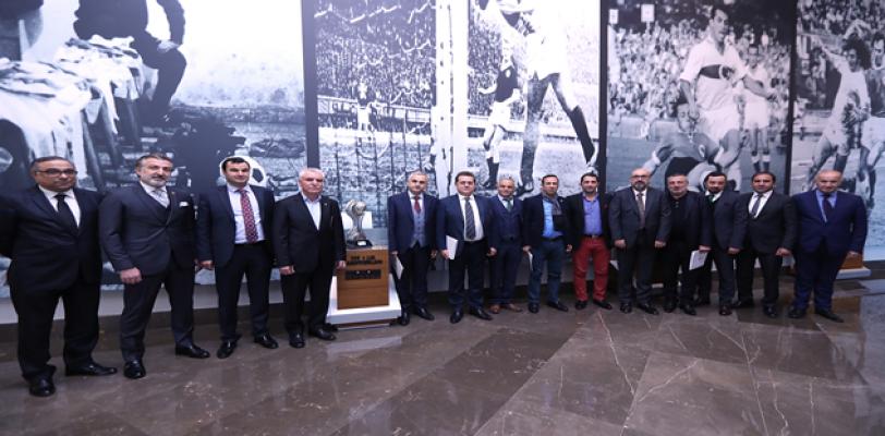 TFF 1. Lig Kulüpler Birliği resmen kuruldu