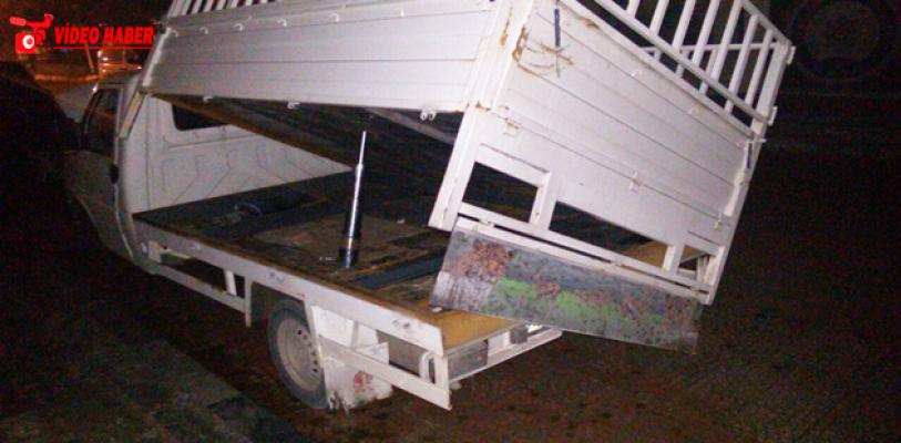 Uyanık kaçakçılar, Urfa Polisinden kaçamadı.