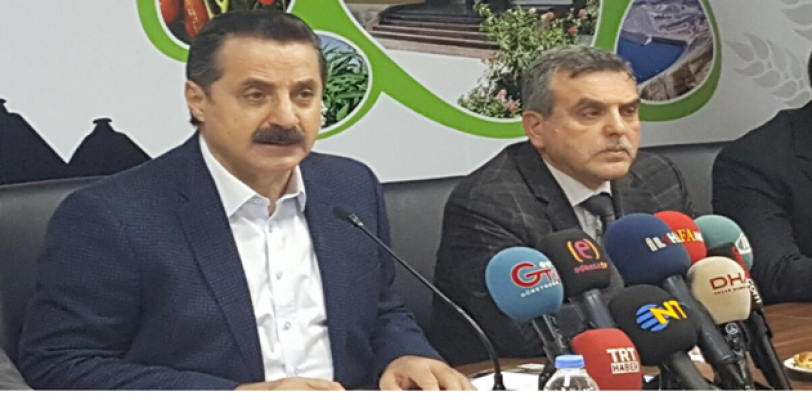 Bakan Çelik'ten Cumhurbaşkanı ziyaret öncesi açıklama