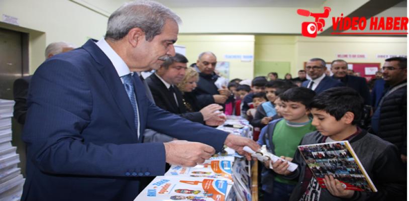 Başkan Demirkol, Öğrencilere Müjde Verdi