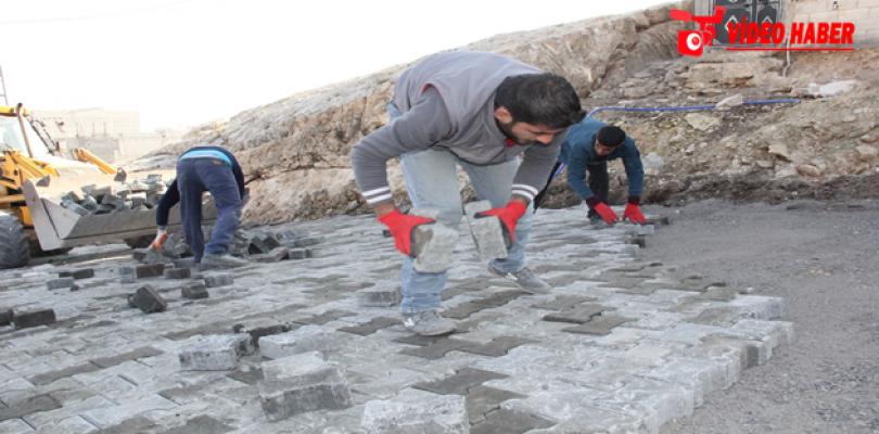 Eyyübiye Belediyesi Çalışmalarına Ara Vermeden Devam Ediyor