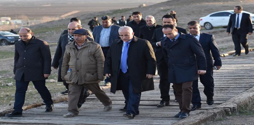 Harran'da Tarih Ayağa Kaldırılacak