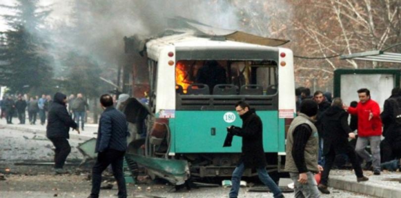Kayseri patlamasında, 20 tutuklama