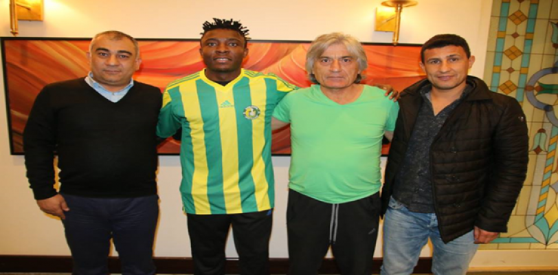 Şanlıurfaspor'da ilk transfer