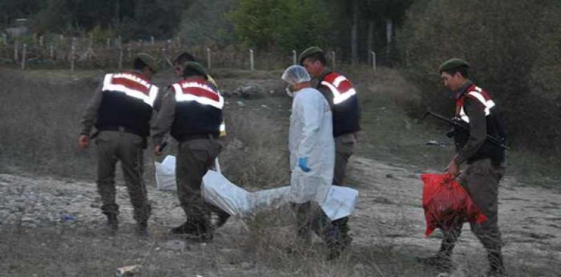 Urfa'da erkek ceset bulundu