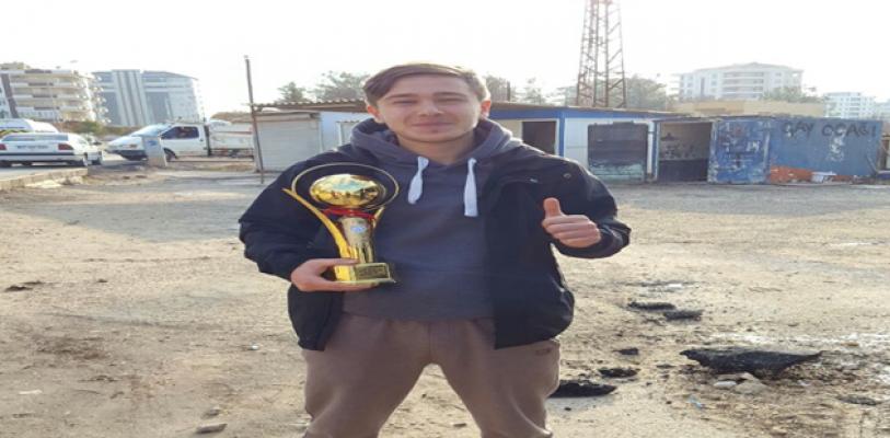 Urfa'da hentbol turnuvası sona erdi