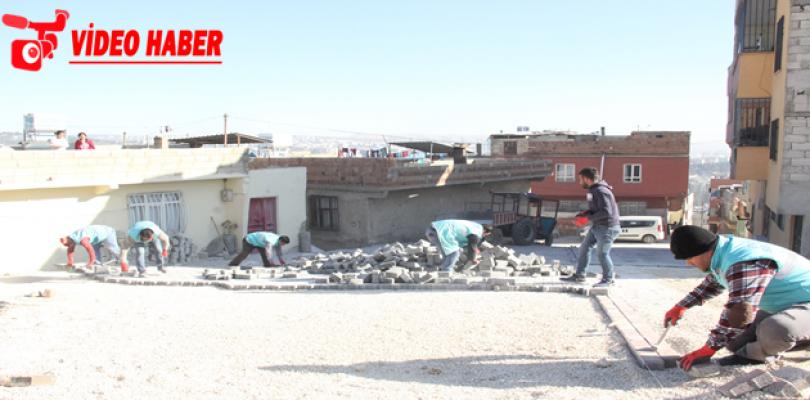 Vatandaş Eyyübiye Belediyesinin Çalışmalarından Memnun