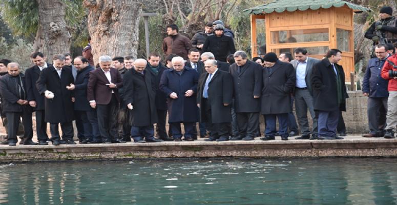 Bakan Elvan Balıklıgöl Ve Müzeleri Gezdi