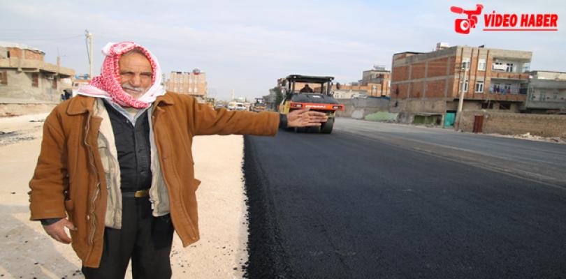 Eyyübiye'ye Nefes Aldıracak Bulvar Tamamlandı