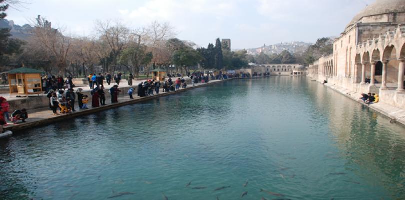 Tarihi mekanlar turist çekiyor