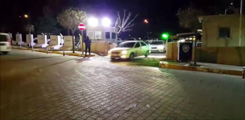 Urfa'da 17 polis gözaltına alındı
